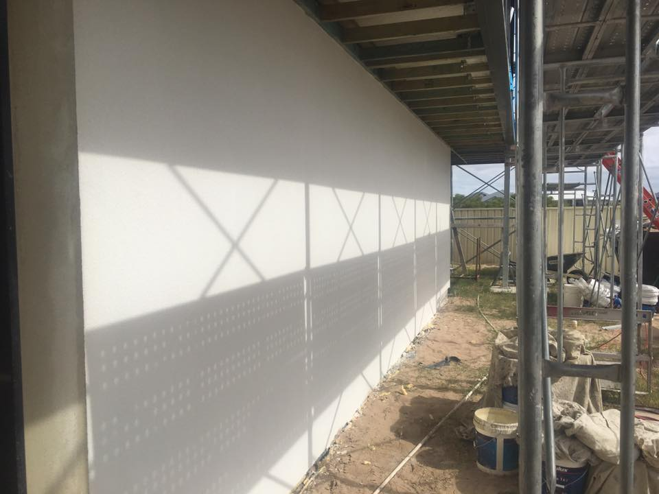 HardieTex Blueboard and CFC Sheeting Project